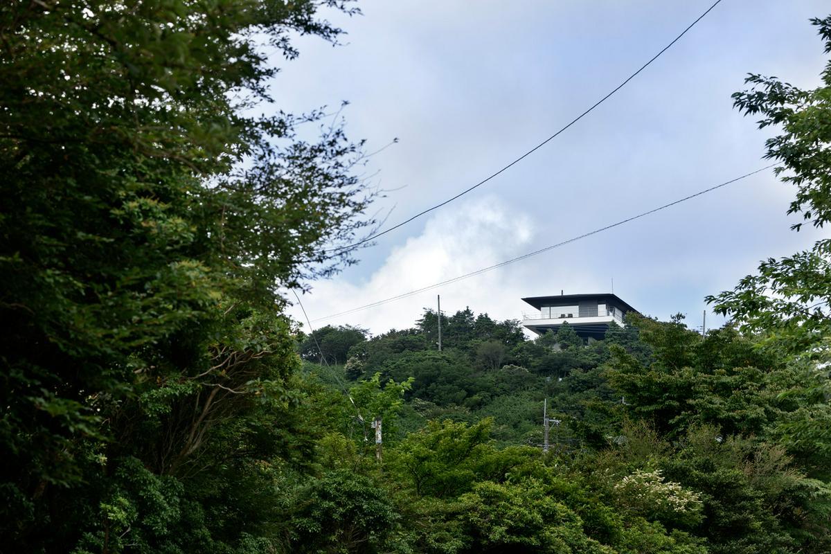 佐竹 永太郎「芦ノ湖の別荘」の画像3