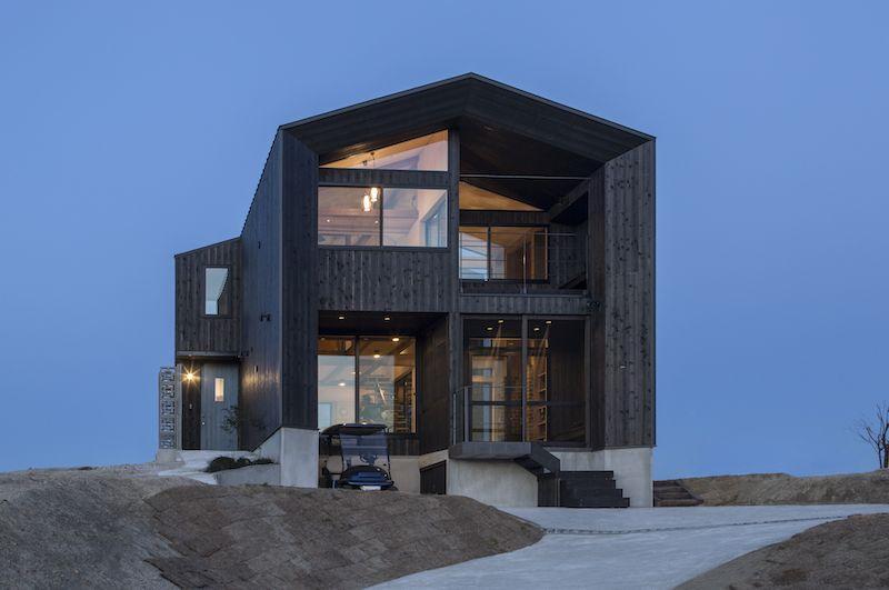 田島 則行「Hill Top House」の画像1